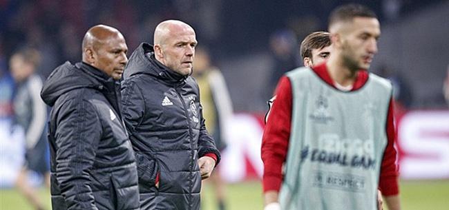 Foto: 'Schreuder wil assistent voor Hoffenheim wegkapen bij Ajax'
