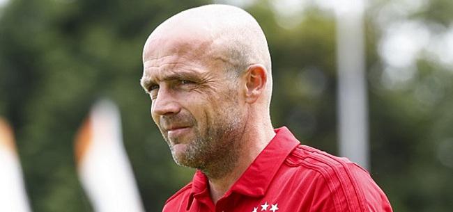 Foto: 'Ajax mogelijk enorm in de problemen door vertrek Schreuder'
