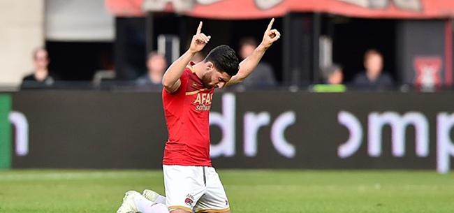 Foto: 'Nee, Ajax, Feyenoord en PSV toonden geen interesse'