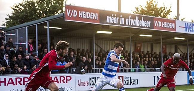 Foto: De Graafschap ruikt aan Eredivisie na late ontsnapping