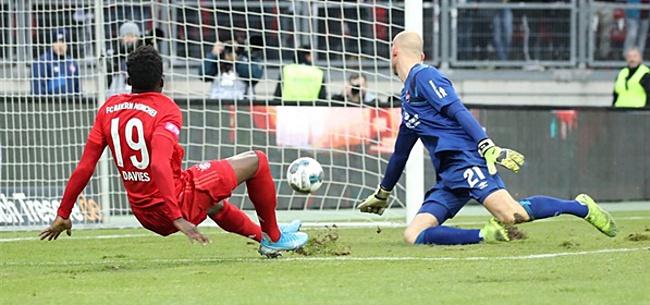 Foto: Davies opeens basisspeler bij Bayern: 'Maar het is wel wennen'