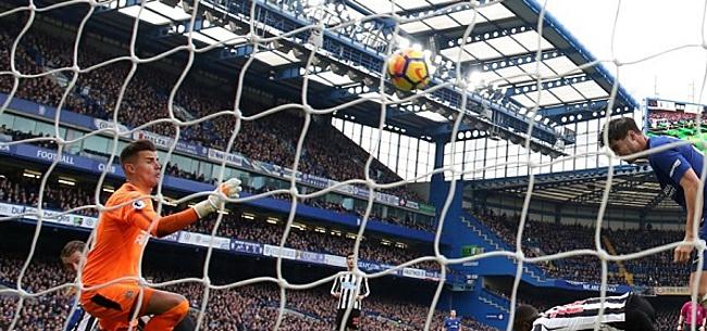 Foto: VIDEO: Chelsea opent score in beladen stadsderby tegen Spurs