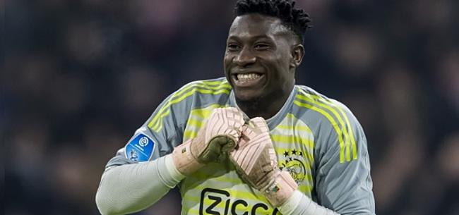 Foto: Onana spreekt bizarre Champions League-doelstelling Ajax uit