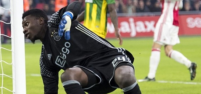Foto: Bondscoach Kameroen zet Onana op zijn plek