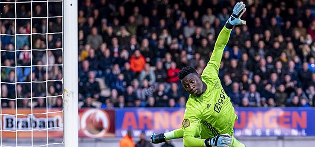 Foto: Onana haalt uit naar voetbalwereld: