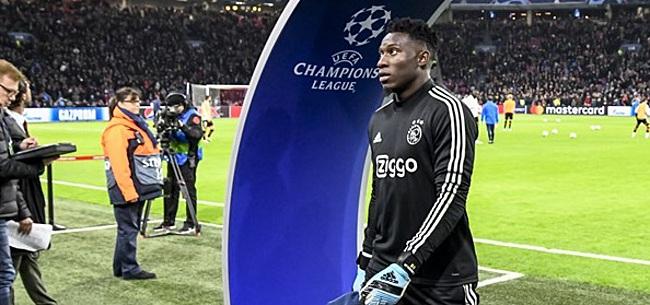 Foto: 'André Onana gaat Ajax verbazen met transferbeslissing'