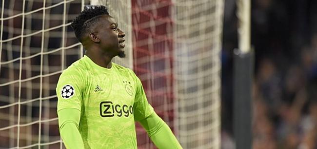 Foto: André Onana heeft alvast boodschap voor PSV