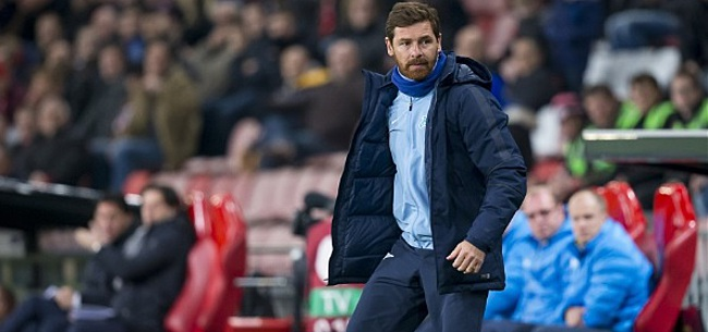 Foto: 'Villas-Boas wimpelt interesse Newcastle United af'