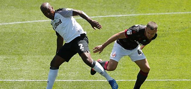 Foto: Derby County-speler Wisdom neergestoken en beroofd