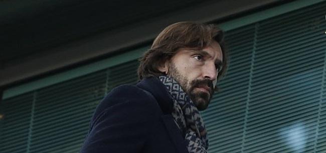 Foto: 'Pirlo zorgt direct voor toptransfer bij Juventus'