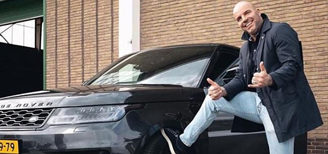 Foto: Slechts één speler wees uitnodiging voor 'Bij Andy in de Auto' ooit af