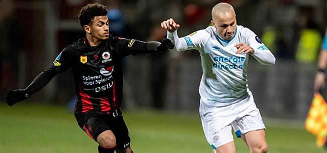 Foto: 'Nu heeft PSV opeens helemaal geen linksback meer'