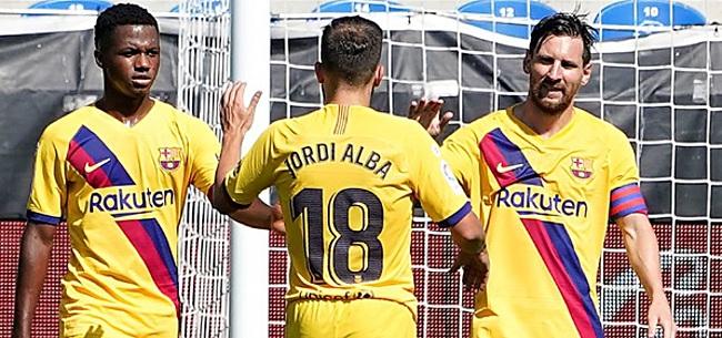 Foto: FC Barcelona spreekt klare taal over zomertransfers