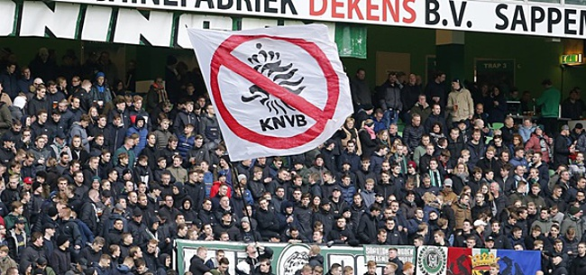 Foto: KNVB schept duidelijkheid over 'corona-straffen'