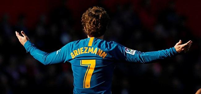 Foto: Griezmann hakt knoop door en verkast naar Barcelona