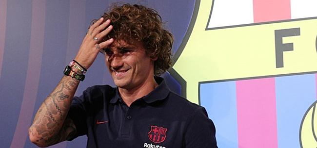 Foto: Griezmann arriveert in Camp Nou: 'Ik wil hier álles winnen'