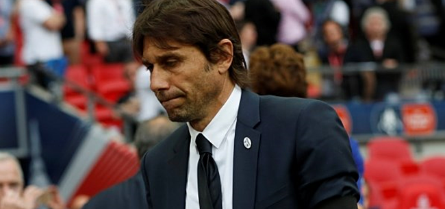 Foto: 'Chelsea wil af van Conte en heeft vervanger al klaar staan'