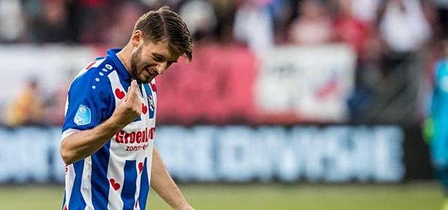 Foto: 'Heerenveen vraagt paar miljoen euro voor Zeneli'