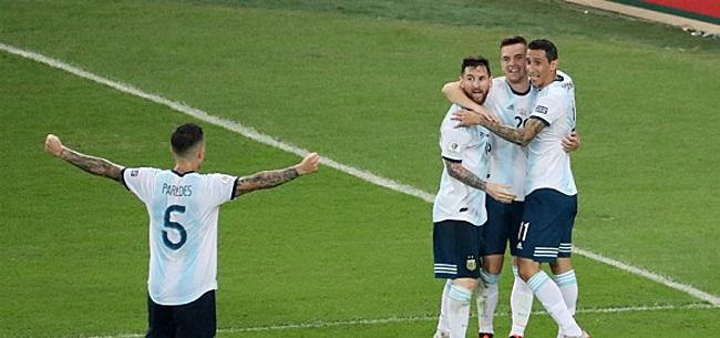 Foto: 'UEFA wil profiteren van Argentijnse woede op CONMEBOL'
