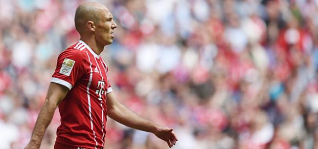 Foto: 'Club wil in de winter onderhandelen voor transfer Robben'