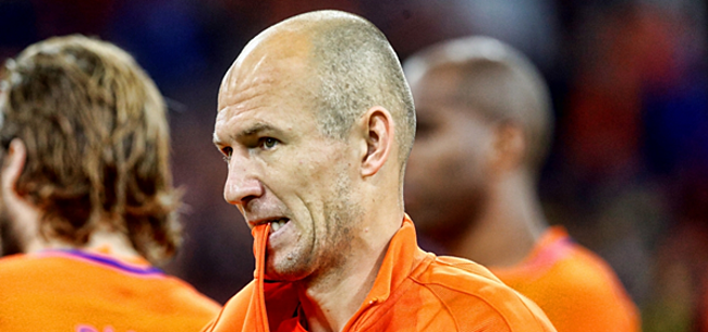 Foto: Dit magistrale elftal mist het WK in Rusland