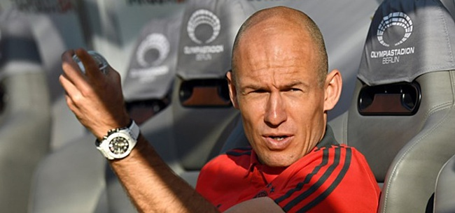 Foto: Lahm geeft zijn mening over Robben: 'Als hij dáár in slaagt...'