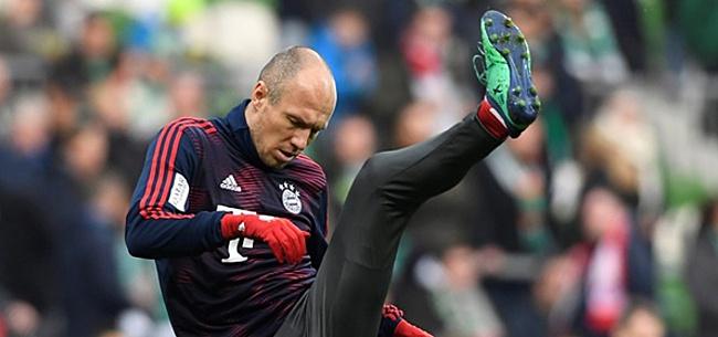 Foto: Advies voor Arjen Robben: