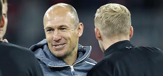 Foto: Arjen Robben heeft positief transfernieuws voor PSV