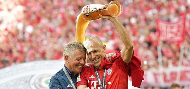 Foto: 'Arjen Robben heeft zeer opvallende aanbiedingen in beraad'