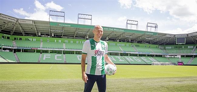 Foto: Robben krijgt duidelijke mededeling van Koeman