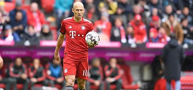 Foto: Robben komt met update: