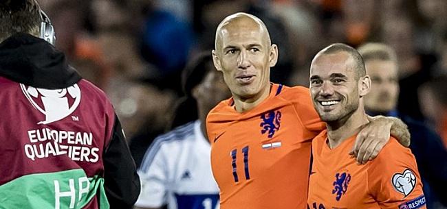 Foto: TRANSFERUURTJE: Sneijder gespot bij Eredivisie-club, Mbappé choqueert