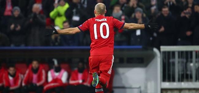 Foto: 'Arjen Robben sprak al met mogelijke nieuw club, ook Ajax op het vinkentouw'