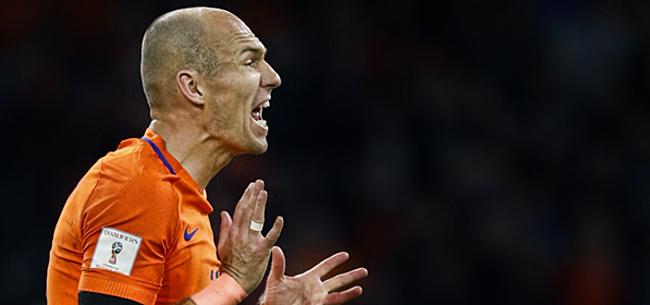 Foto: Robben heeft nieuws voor PSV en FC Groningen