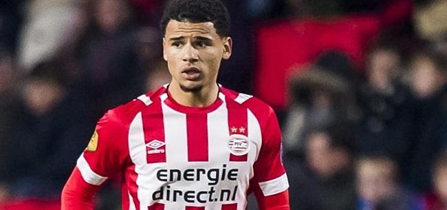 Foto: PSV-talent meldt zich bij Vitesse voor medische keuring