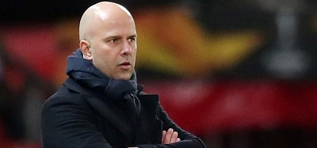 Foto: 'Ajax neemt nu al standpunt in over Arne Slot'
