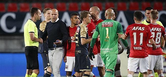 Foto: AZ met vertrouwen naar België: 'We gaan daar zeker scoren'