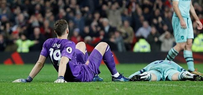 Foto: Vier doelpunten, maar géén winnaar na waar spektakelstuk op Old Trafford