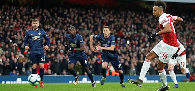 Foto: 'Man United deelt flinke transferklap uit aan Arsenal in race om PSG-speler'