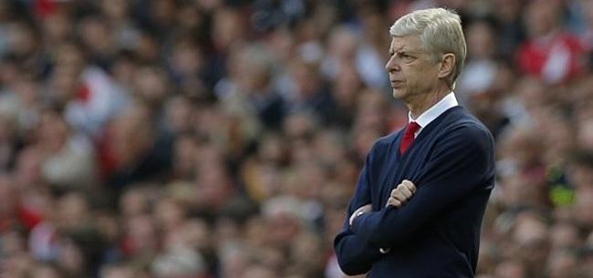 Foto: Wenger haalt flink uit: