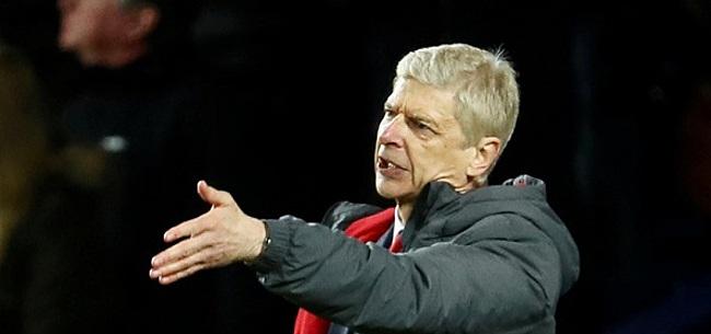 Foto: FA wil razende Wenger hard aanpakken
