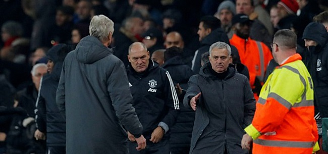 Foto: Wenger en Mourinho delen visie: