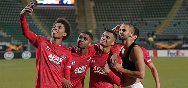 Foto: 'Topclubs vinden vraagprijs AZ krankzinnig'
