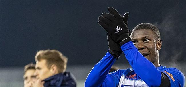 Foto: Matusiwa sprak met duo over Groningen: