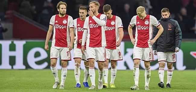 Foto: 'De nederlaag van Ajax tegen Valencia is goed geweest, in alle opzichten'