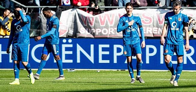 Foto: 'Nu al slecht nieuws voor nieuwe technisch directeur Feyenoord'