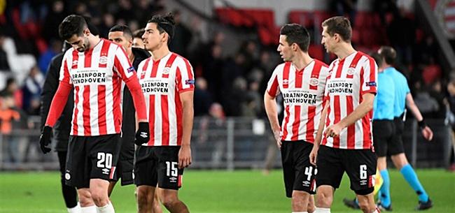 Foto: 'PSV krijgt plotseling last van Champions League-deelnemer'