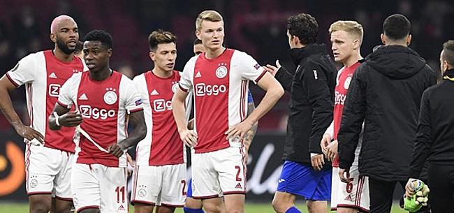 Foto: Ajax-fans reageren op 'groot nieuws: