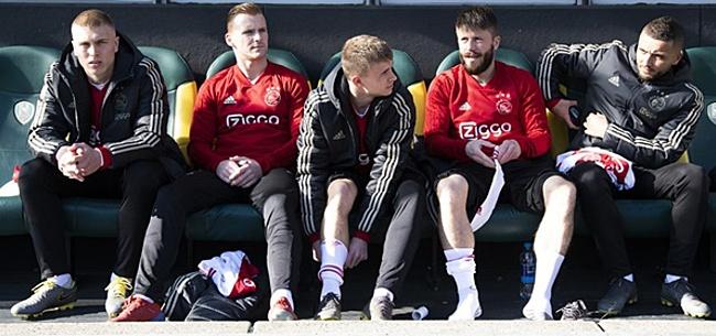 Foto: 'Nieuwe deal op komst: Ajax verdient 5 miljoen euro'