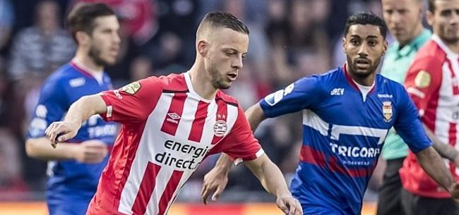 Foto: PSV moet belangrijk drietal mogelijk missen tegen FC Groningen